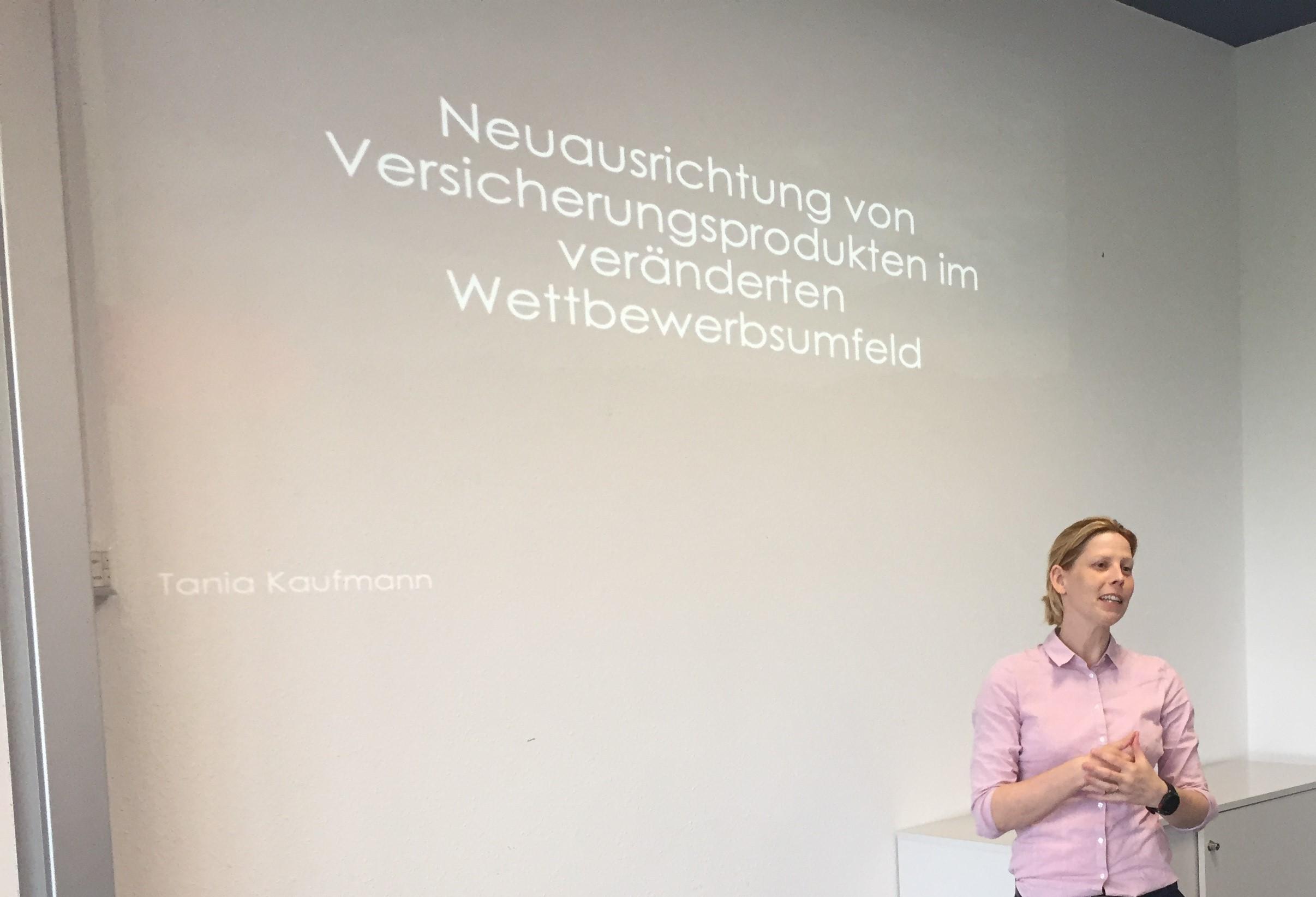 Herausforderungen zur Weiterentwicklung des Geschäftsmodells Versicherungen | FHDW Hannover | Vorlesungstag 8